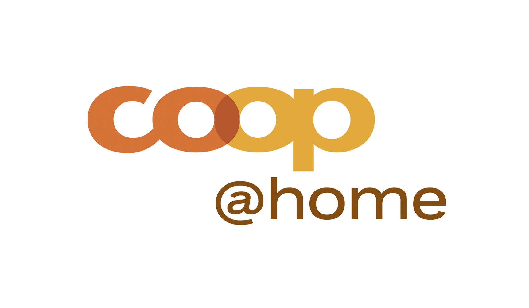 Logo Coop at home